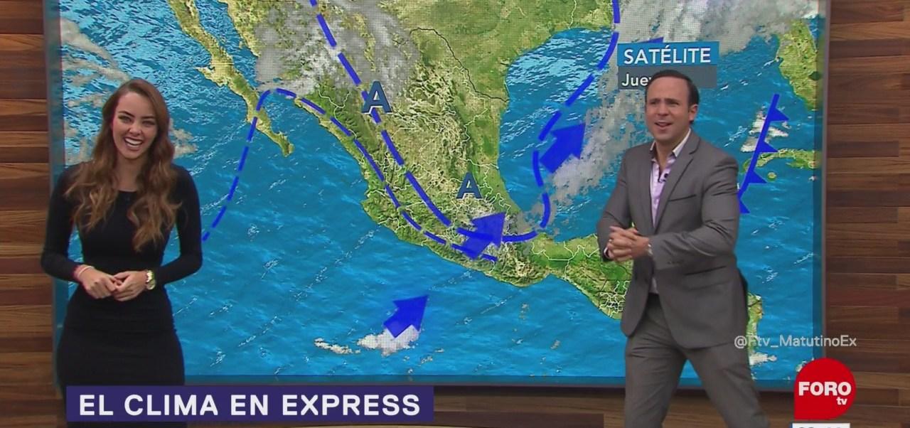Los conductores dan el clima en Express del 15 de noviembre