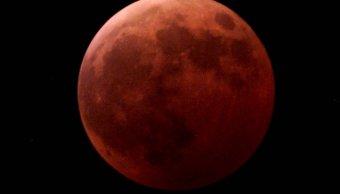 Luna Roja Significa Mitos Ciencia Mujeres