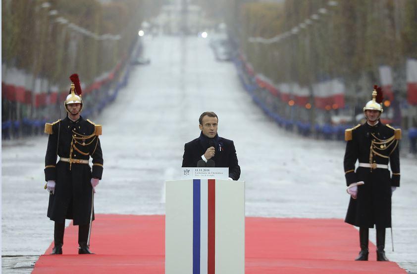 Mayor presupuesto militar de Europa es para su autonomía