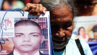 Madres de migrantes desaparecidos participan en cumbre