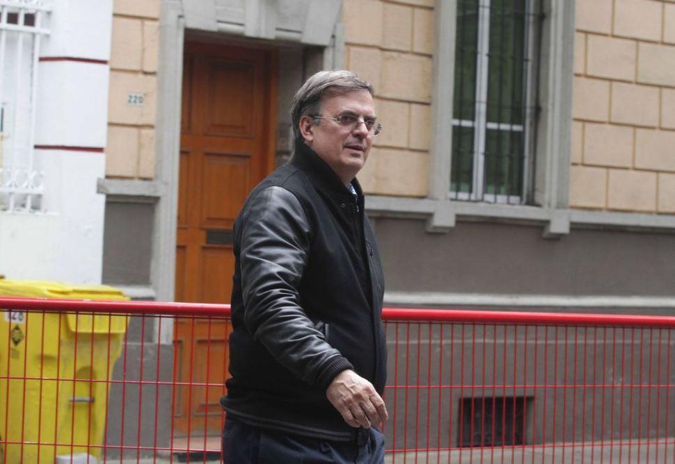 Marcelo Ebrard, próximo secretario de Relaciones Exteriores