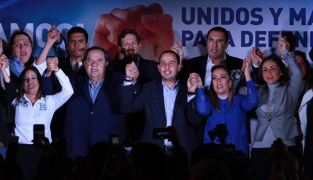 Marko Cortés invita a regresar a quienes dejaron el PAN