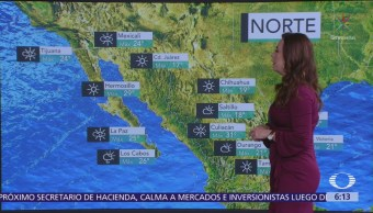 Masa de aire polar mantendrá ambiente frío en gran parte de México