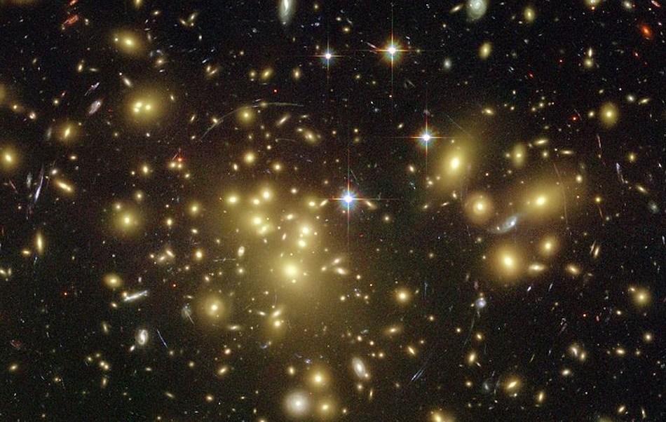 Huracán de materia oscura se acerca a la Tierra