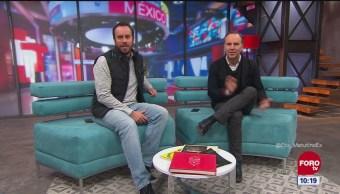 Matutino Express del 7 de noviembre con Esteban Arce (Parte 2)