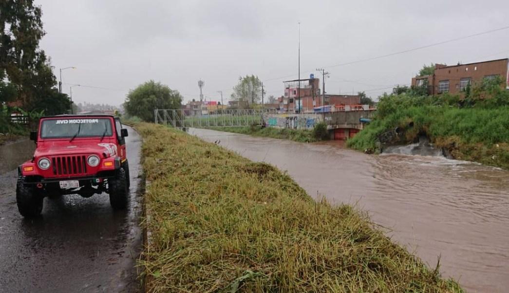 Michoacán sin afectaciones tras paso de tormenta 'Xavier'