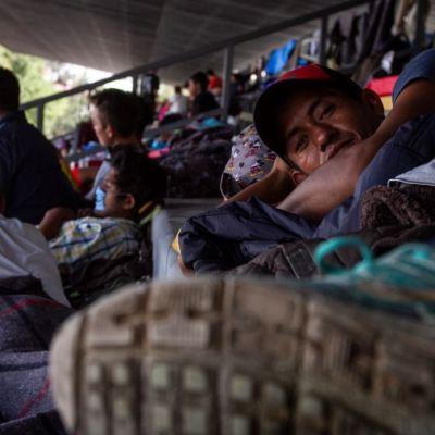 Sólo 50% de los migrantes en la CDMX pretenden continuar hacia EU