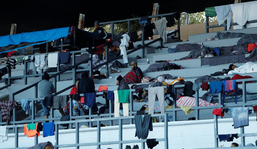 Sheinbaum contempla programa de empleo para migrantes de caravana