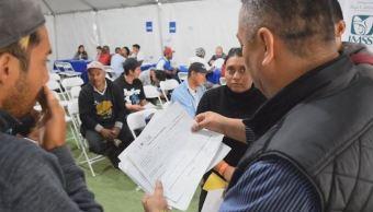 integrantes de caravana migrante obtienen empleo en mexico