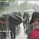 Caravana migrante continúa su camino por Chiapas