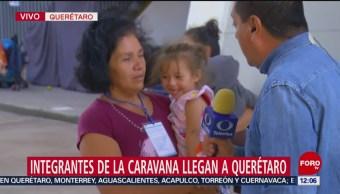Migrantes Padecen Bajas Temperaturas Querétaro
