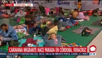 Migrantes Que Pararon Veracruz Acuerdan Dirigirse Cdmx Córdoba, Veracruz