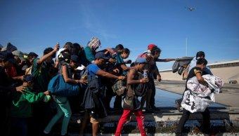 policia federal repatria 105 migrantes centroamericanos
