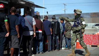 INM otorga retorno asistido a 11 mil migrantes centroamericanos