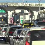 Migrantes se refugian en albergue en Chihuahua