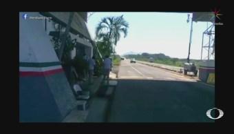 Migrantes Son Detenidos En Chiapas Y Oaxaca