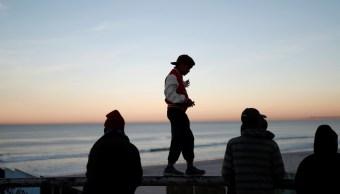 Martí Batres urge ayuda humanitaria para migrantes centroamericanos