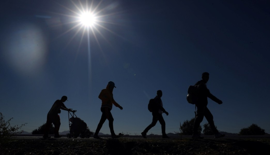 Vaticano teme instrumentalización de caravanas migrantes en México