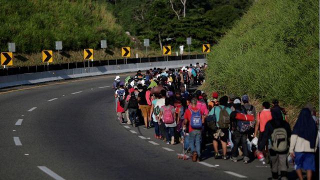 Estado de México aplica operativos de vialidad por paso de migrantes