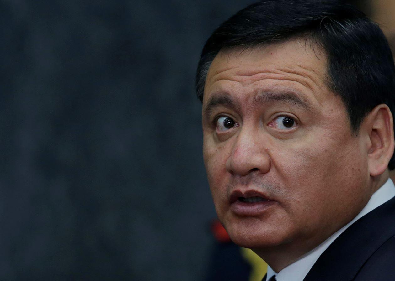 Miguel Ángel Osorio Chong logró enfrentar diversas crisis de seguridad durante el sexenio de Peña Nieto en su función como Secretario de Gobernación (AP Images)