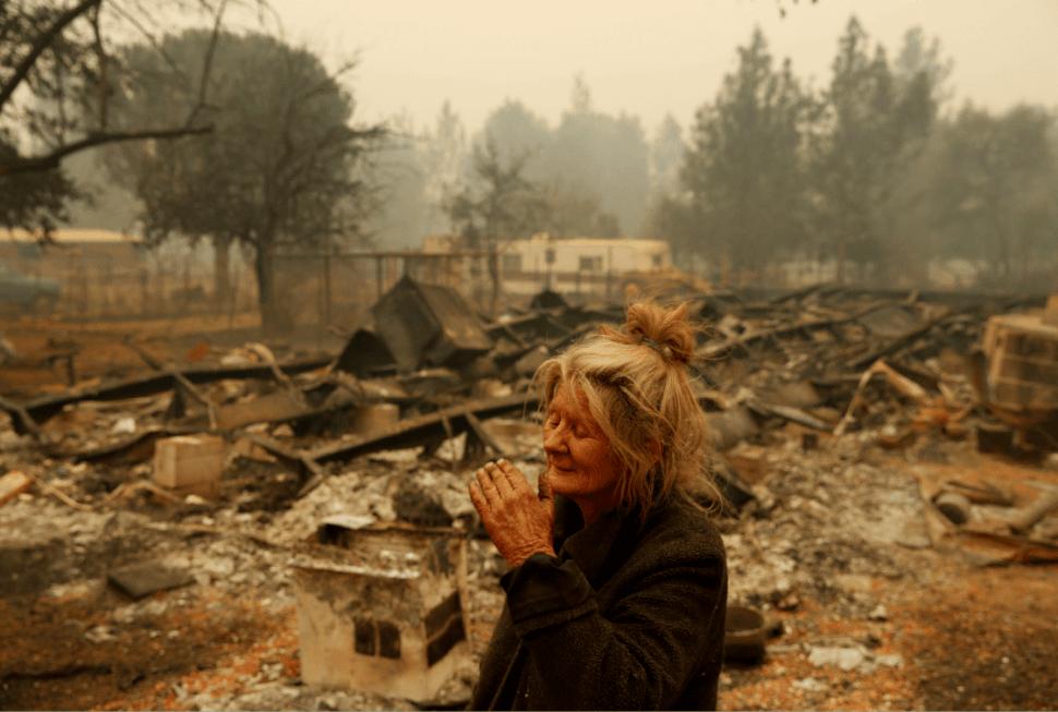 Miles de daños en California por incendios. (Reuters)