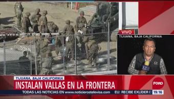 Militarizar Frontera México EU Situación Inédita