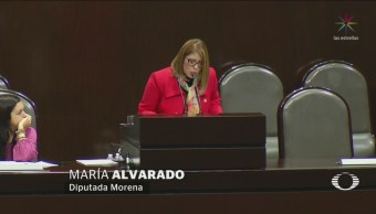 Morena Presenta Iniciativa Crear Guardia Nacional