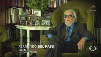 Muere Fernando Del Paso A Los 83 Años Edad
