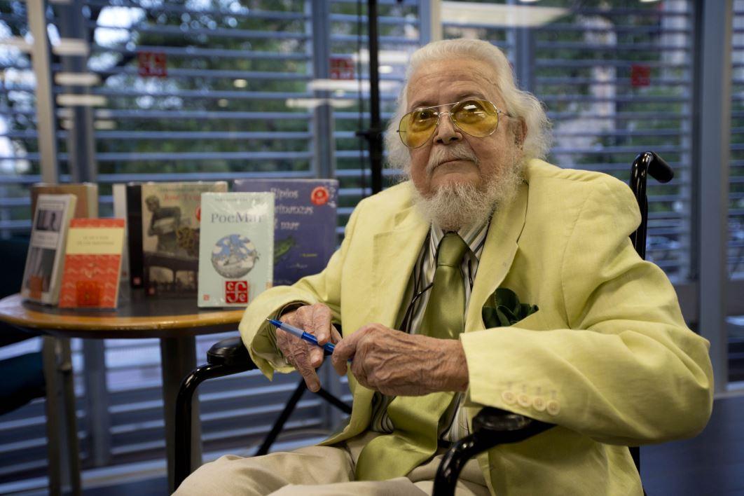 Muere Fernando del Paso, premio Cervantes 2015