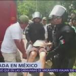 Mujer embarazada de Honduras obtiene visa humanitaria y refugio en México