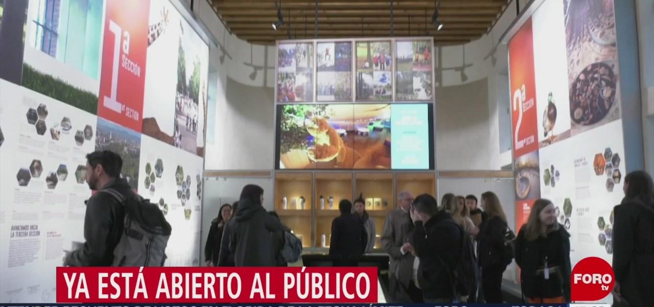 Museo de Sitio en el Bosque de Chapultepec