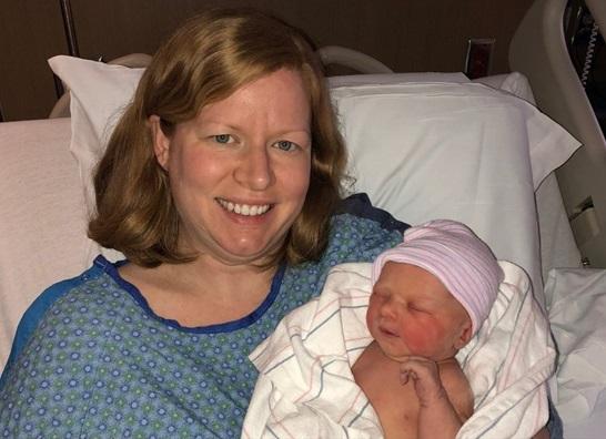 Nace bebé en Minnesota a las 11:11 del 11 de noviembre