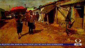 Nayarit, devastado tras el paso del huracán 'Willa'
