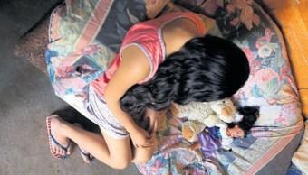 Niña fue madre tras violación recibe amenazas