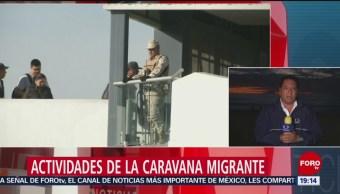 EU Refuerza Muro Fronterizo Límites Tijuana