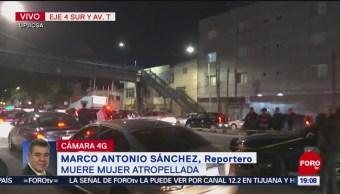 Atropellan Estudiante Frente Upiicsa IPN Puente Peatonal