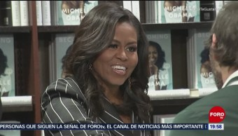 Libro 'Becoming' Michelle Obama Rompe Record Ventas