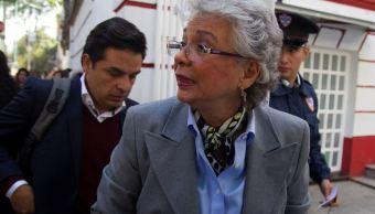 Sánchez Cordero presenta iniciativa sobre reproducción