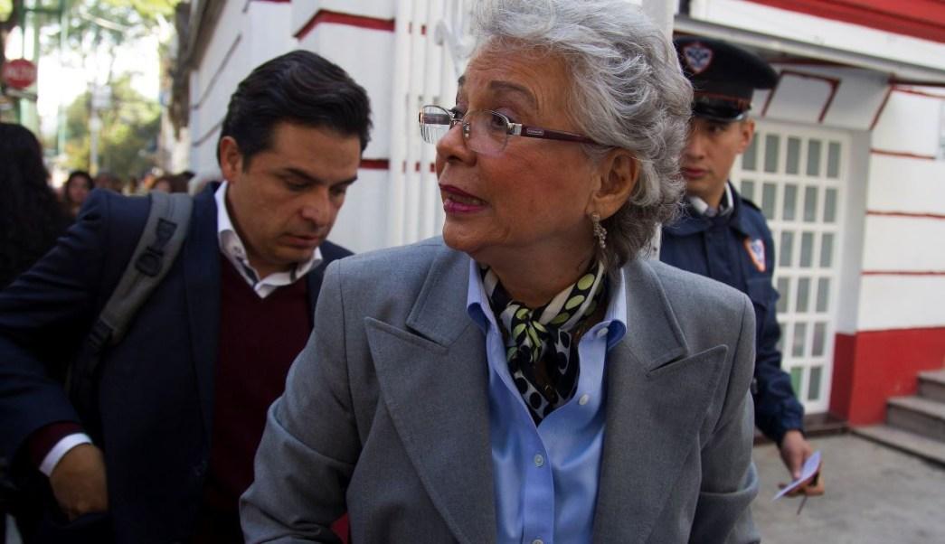 Olga Sánchez Cordero rechaza haber logrado acuerdo con EU en migración