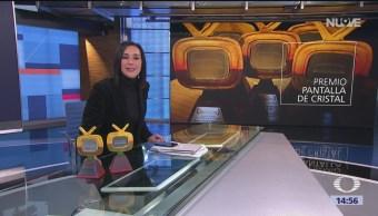 Otorgan premio a Las Noticias con Karla Iberia Sánchez