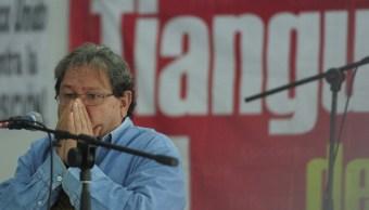 Paco Ignacio Taibo II, impedido para dirigir Fondo de Cultura Económica