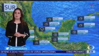 Clima Al Aire: Pronostican cielo despejado en CDMX
