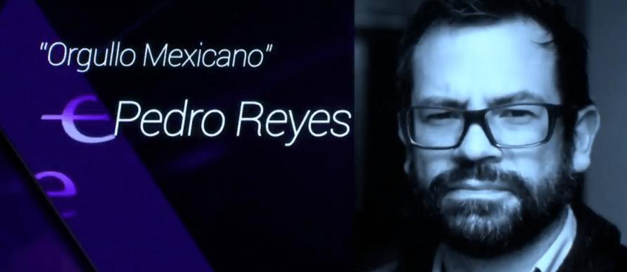 Gala Endeavor 2018 reconoce al artista Pedro Reyes