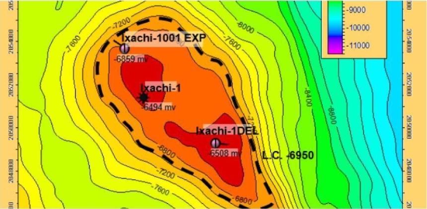 Capítulo Ixachi, esperanza de Pemex para elevar producción