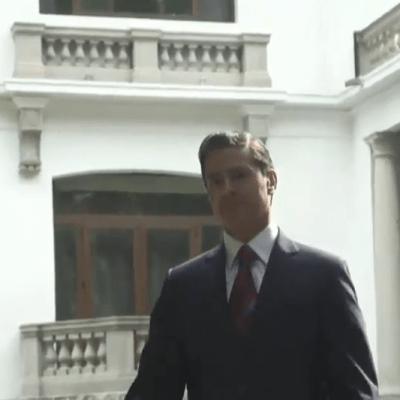 Peña Nieto se despide; seguirá 'orgullosamente siempre al servicio de México'