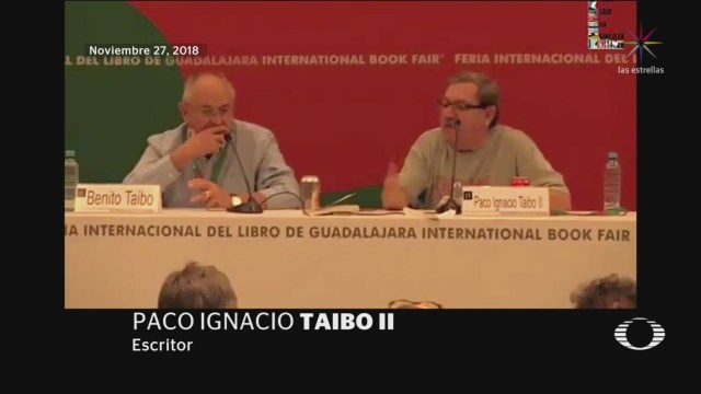 Perla Negra Paco Ignacio Taibo Ii Dirigencia FCE