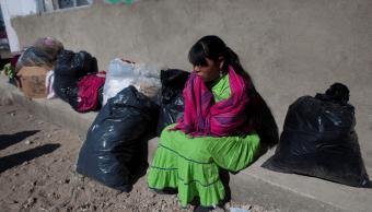 Foto: Pobreza en México
