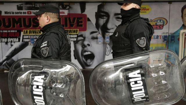 Desata Cumbre G20 psicosis por seguridad en Argentina
