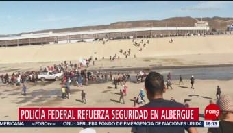 Policía de Tijuana detiene a 36 personas tras altercado en frontera con EU