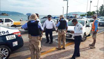 Seguridad Acapulco; regresan armas a policías